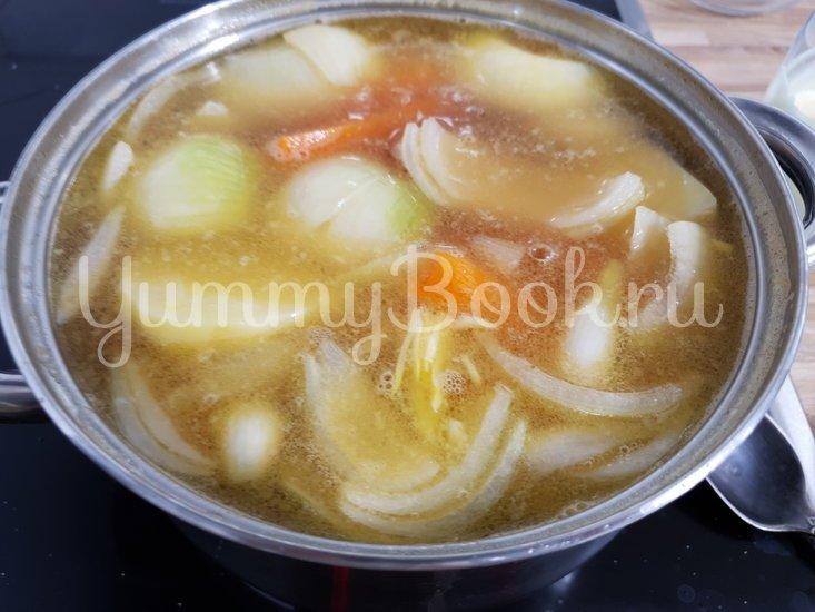 Суп морковный - шаг 2