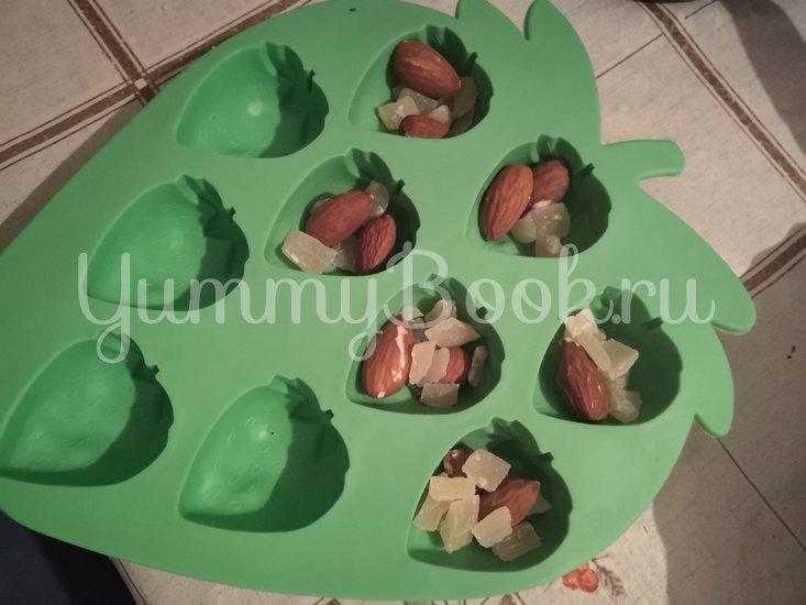 Конфеты шоколадные - шаг 4