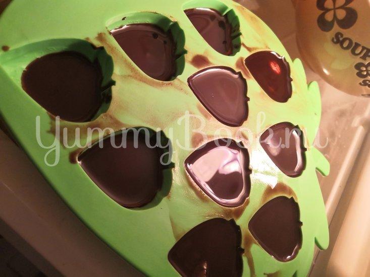 Конфеты шоколадные - шаг 5