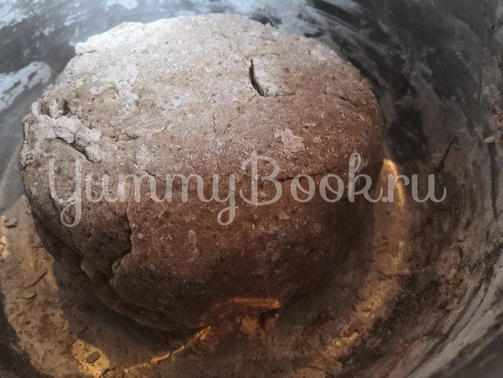 Хлеб ржаной в мультиварке - шаг 3