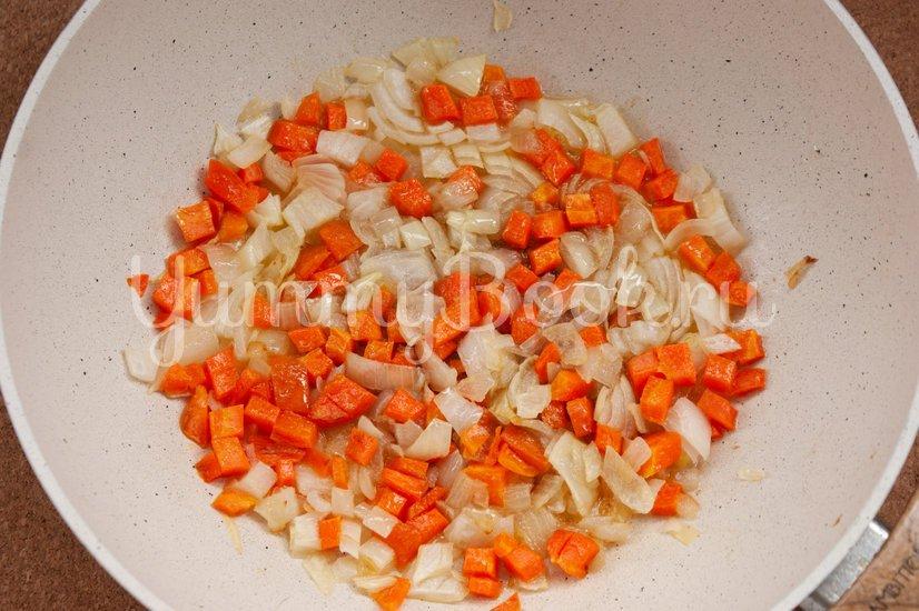 Жареный рис с овощами - шаг 1