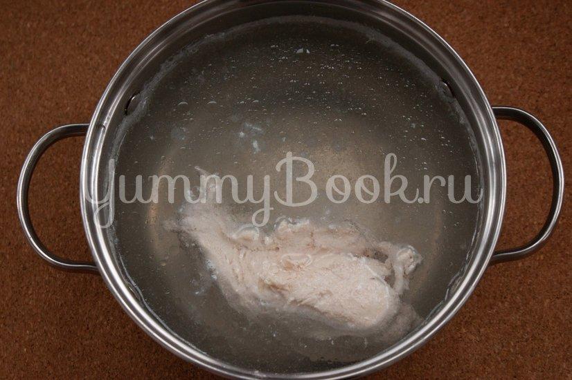 Куриный суп с ньокками - шаг 1