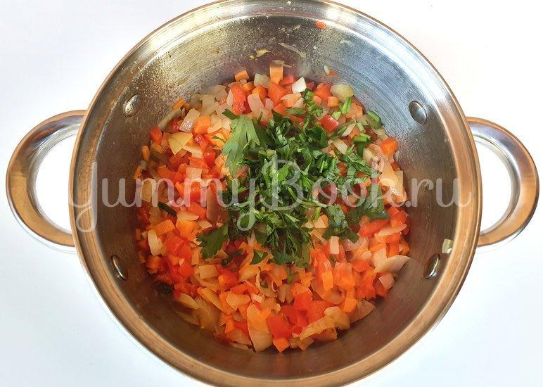 Пирожки с тунцом и овощами - шаг 6