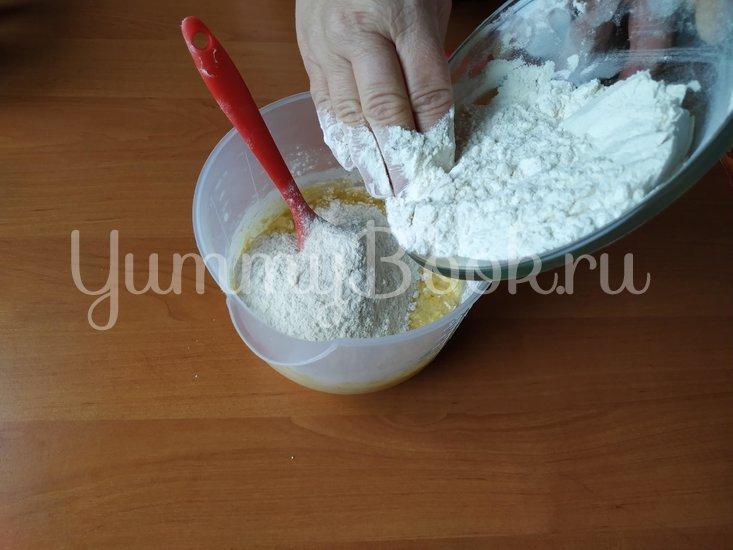 Апельсиновое печенье с миндалем - шаг 4