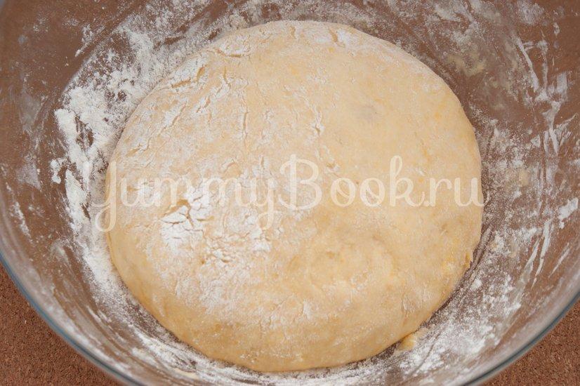 Пончики с клубничным джемом - шаг 6