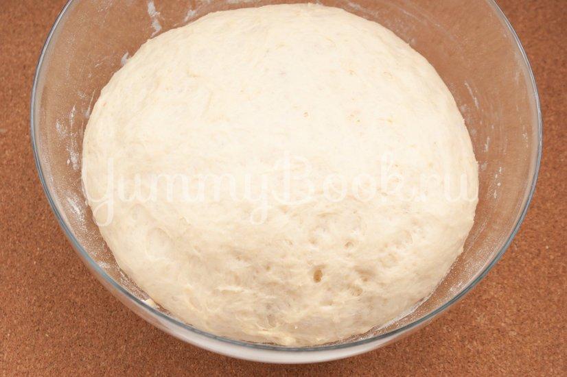 Пирожки с тыквой и чечевицей - шаг 6