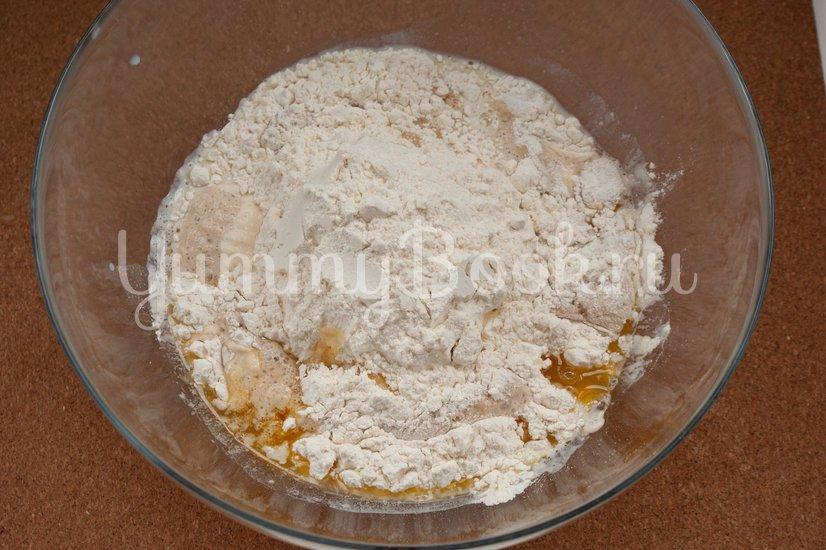 Пирожки с тыквой и чечевицей - шаг 4