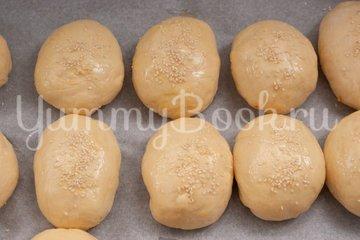 Пирожки с тыквой и чечевицей - шаг 10