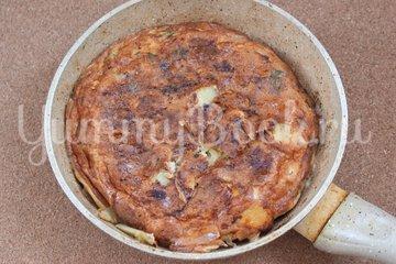 Картофельная тортилья - шаг 7