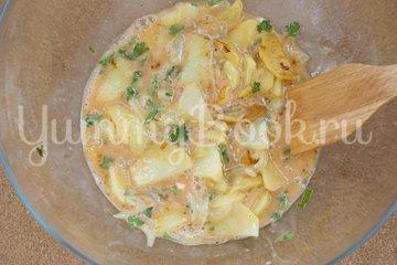 Картофельная тортилья - шаг 5