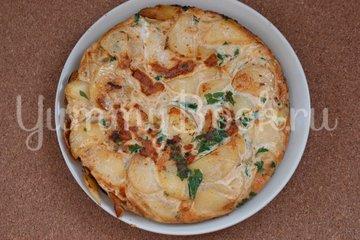 Картофельная тортилья - шаг 8