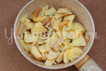 Картофельная тортилья - шаг 2