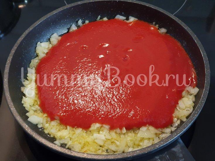 Запеченный перец с картофелем и тунцом - шаг 2