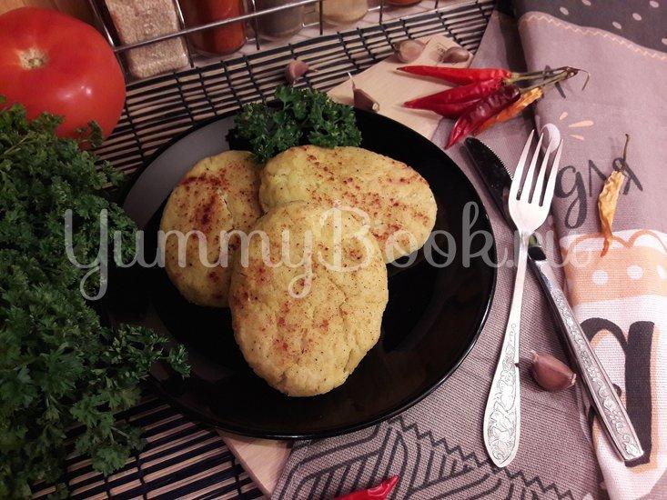 Капустно-картофельные котлеты - шаг 12