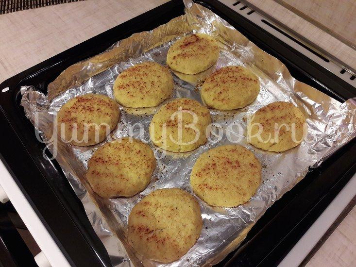 Капустно-картофельные котлеты - шаг 11