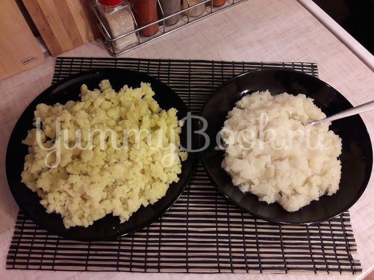 Капустно-картофельные котлеты - шаг 5
