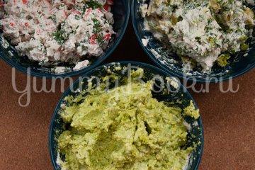 Террин из авокадо и риккоты - шаг 6