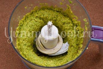 Террин из авокадо и риккоты - шаг 1