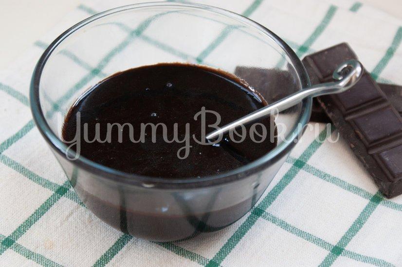 Шоколадная помадка из какао (глазурь) - шаг 4