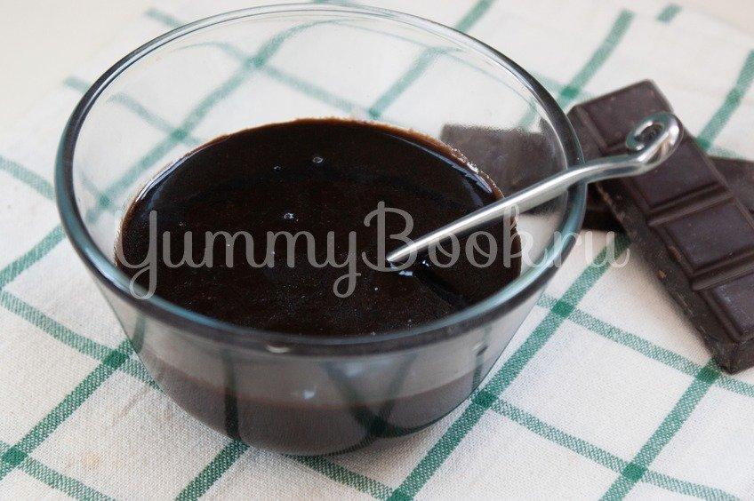 Шоколадная помадка из какао (глазурь)