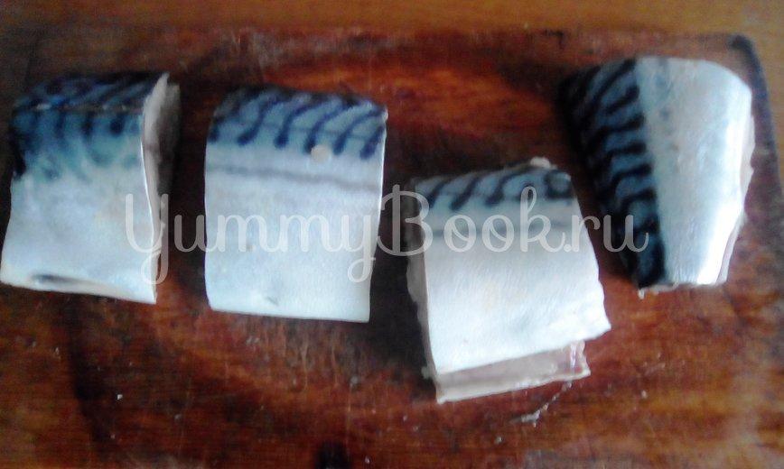 Скумбрия с сыром - шаг 4