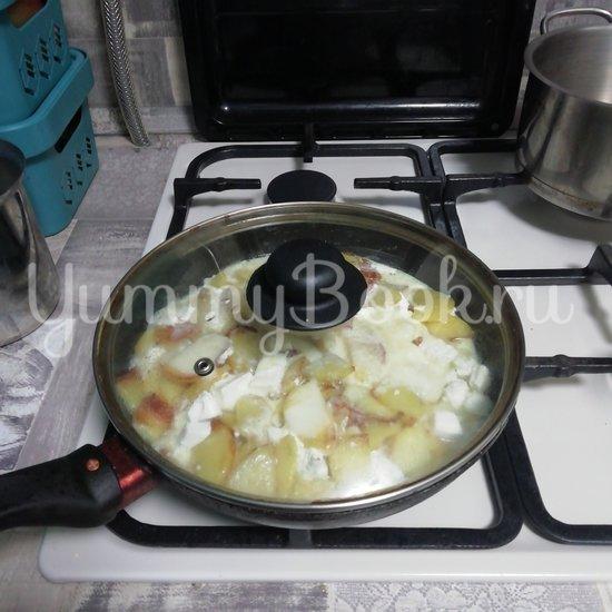 Картофель по-болгарски  - шаг 7