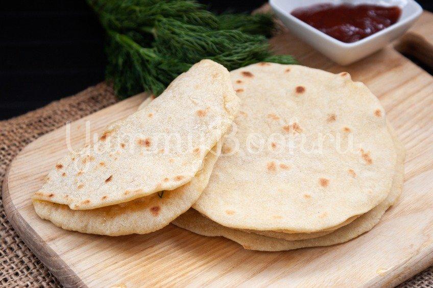 Тортилья - простой и вкусный рецепт с пошаговыми фото
