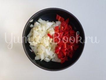 Куриные желудки в остром соусе - шаг 2