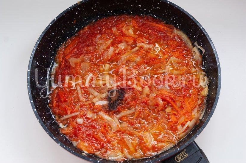 Рыбные тефтели в томатном соусе - шаг 4