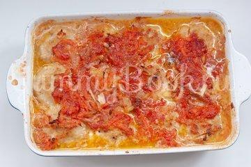 Рыбные тефтели в томатном соусе - шаг 7