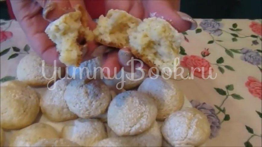 Печенье на фруктовом йогурте - шаг 5