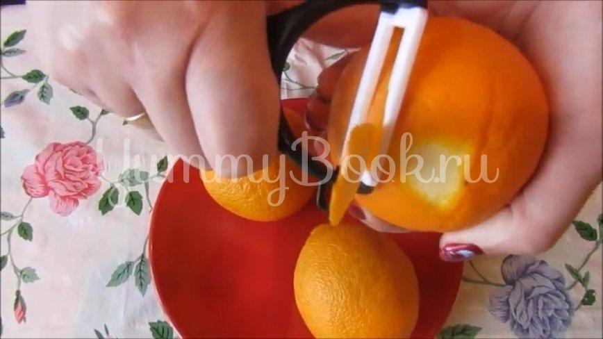 Апельсиново-гвоздичный ликер - шаг 3