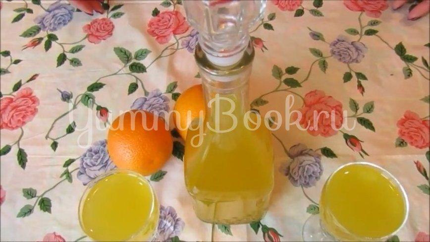 Апельсиново-гвоздичный ликер - шаг 5