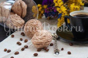 Кофейный зефир - шаг 9