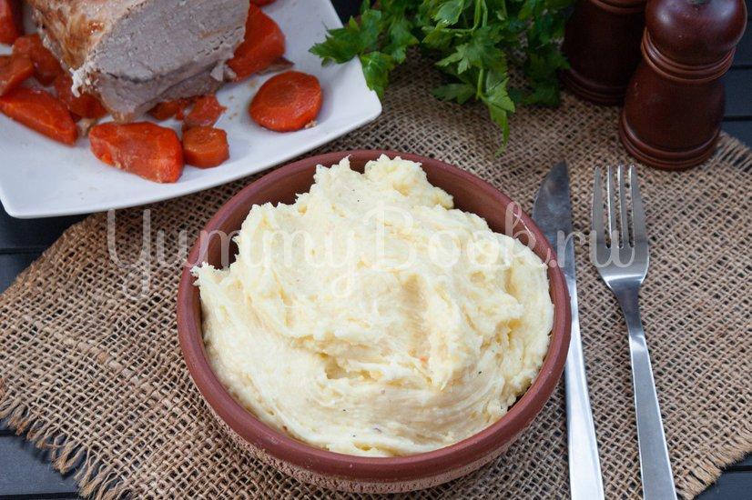 Алиго или картофельное пюре с сыром - шаг 8