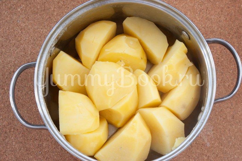 Алиго или картофельное пюре с сыром - шаг 1