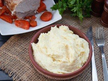 Алиго или картофельное пюре с сыром