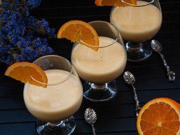 Апельсиновый сабайон