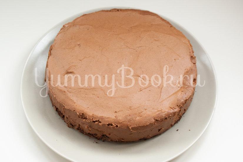 Муссовый шоколадный торт - шаг 13