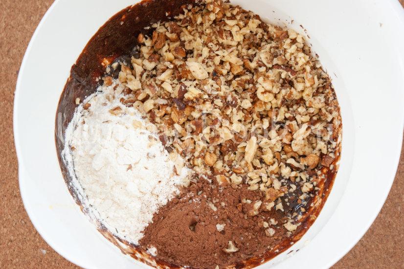 Муссовый шоколадный торт - шаг 4
