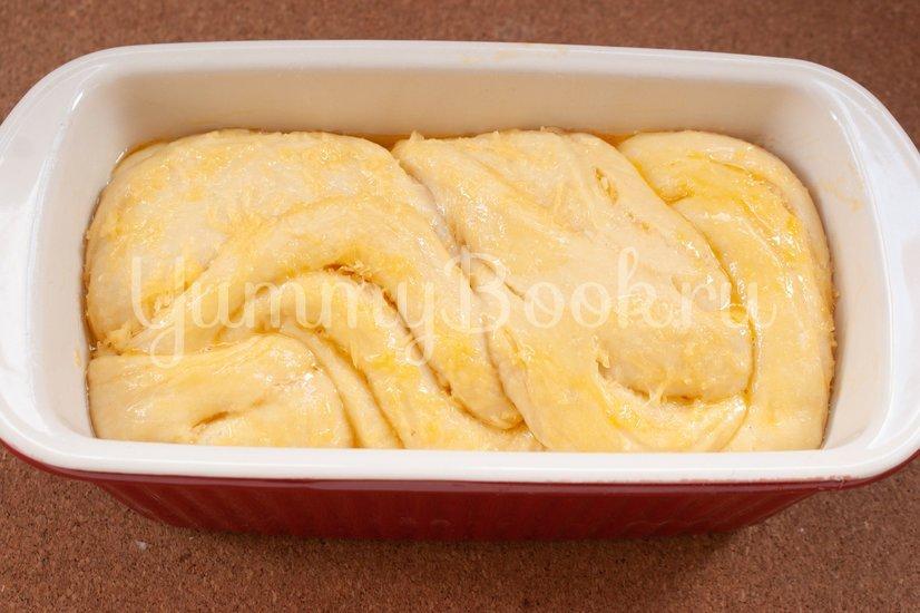Сырный хлеб - шаг 11