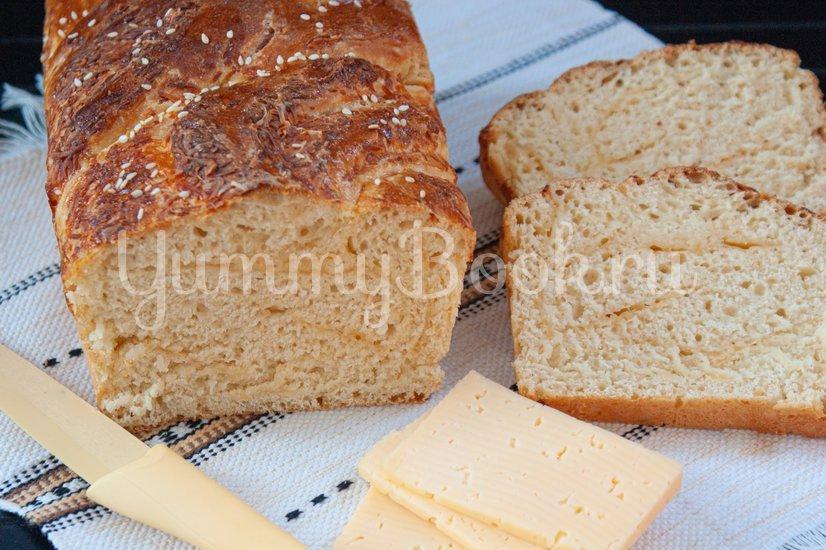 Сырный хлеб - шаг 12