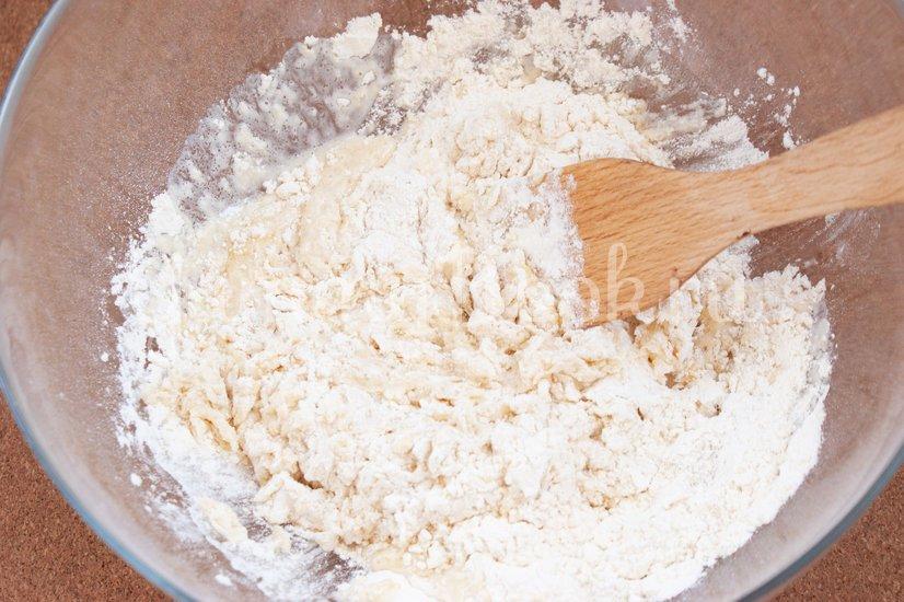 Сырный хлеб - шаг 3