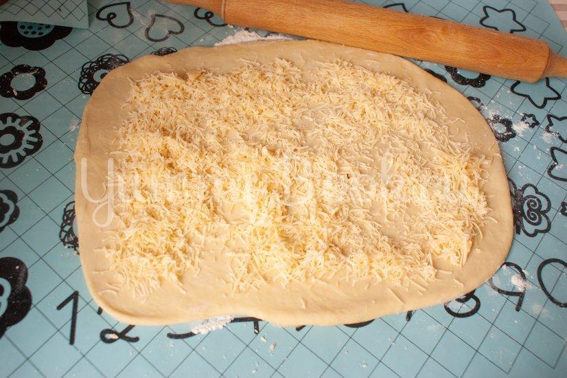 Сырный хлеб - шаг 6