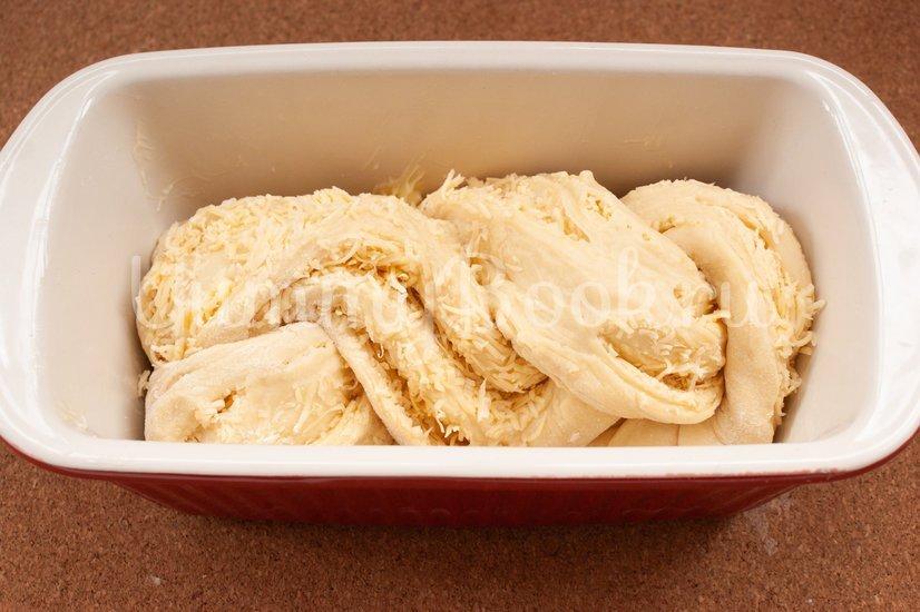 Сырный хлеб - шаг 10