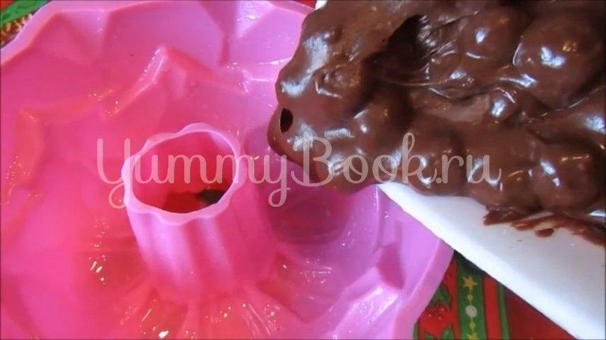 Постный вишнево-шоколадный кекс - шаг 3