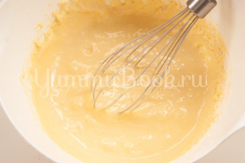 Сырные маффины - шаг 3