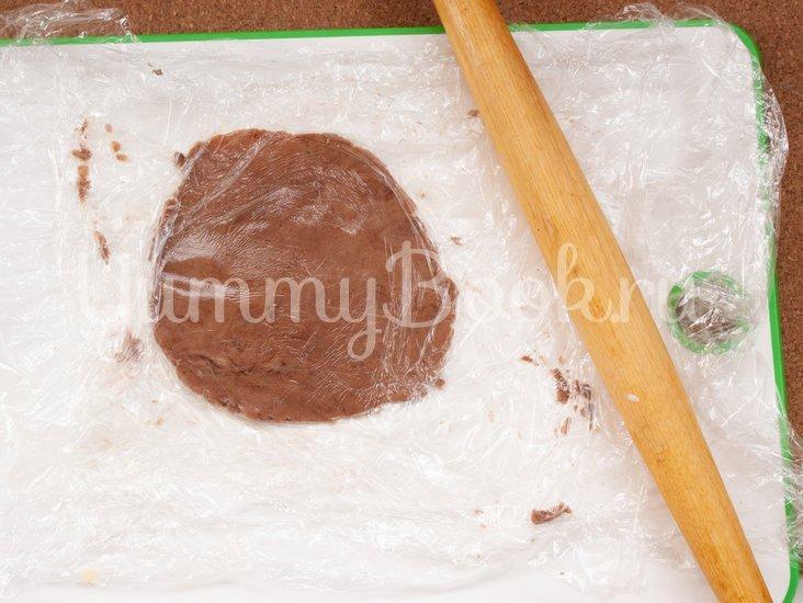 Мексиканские булочки Conchas - шаг 11