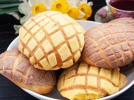 Мексиканские булочки Conchas