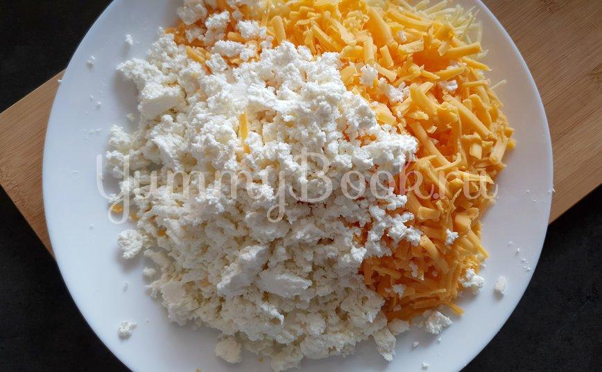 Ленивый Хачапури на сковороде - шаг 3